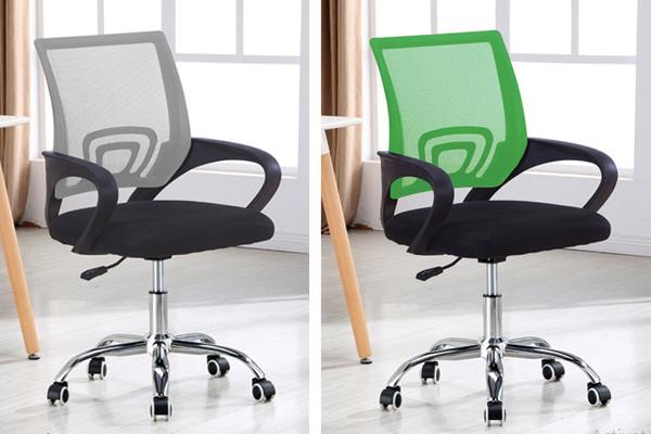 Mẫu ghế lưới văn phòng AGL112 giá bán là 490,000 VND