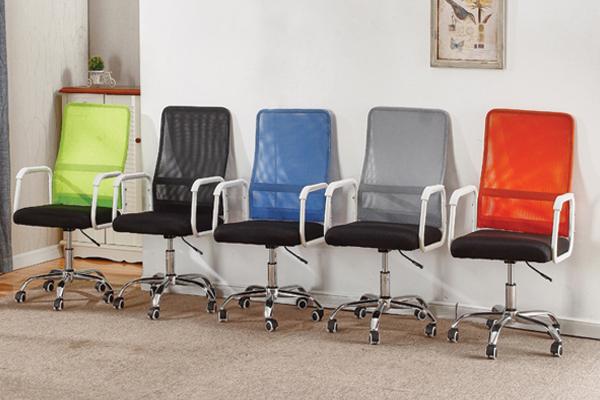 Màu sắc của ghế và các lưu ý lựa chọn mua ghế văn phòng giá rẻ