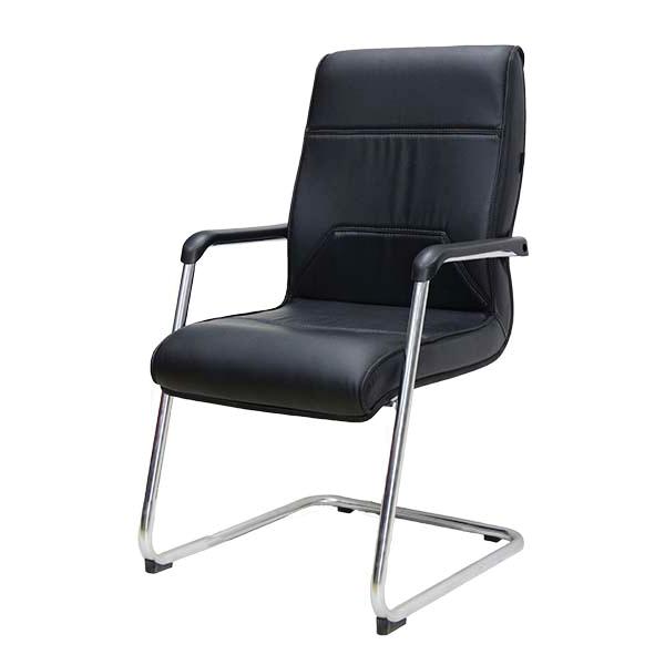 Mẫu số 5 ghế chân quỳ văn phòng bọc da SL718M của Hòa Phát