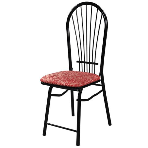 Thiết kế khác của ghế G02 chân sơn tĩnh điện màu đen