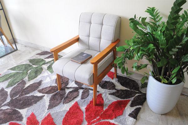 Ghế sử dụng nghỉ ngơi tiếp khách hoặc ngồi đọc sách