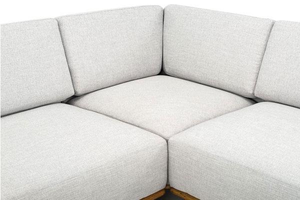 Phần góc của sofa D100