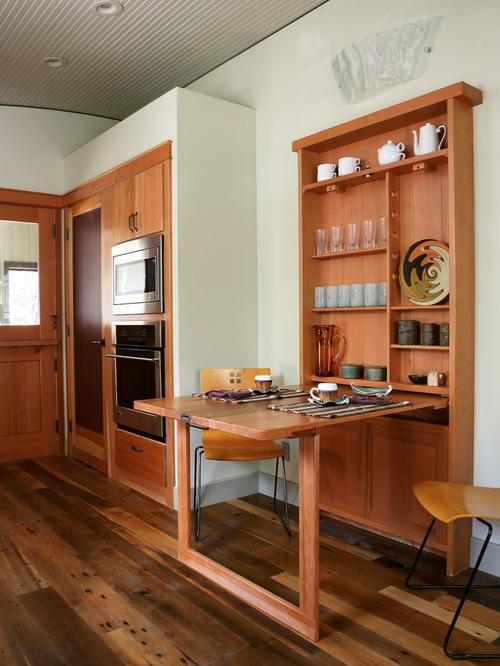 10 mẫu bàn ghế ăn cho nhà nhỏ