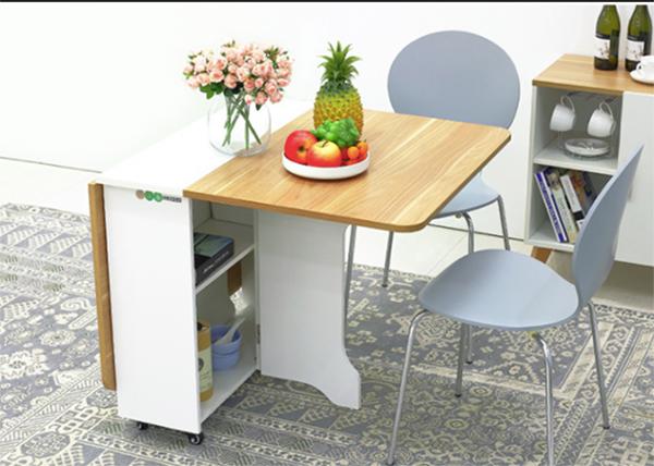 10 mẫu bàn ghế ăn dành cho nhà nhỏ