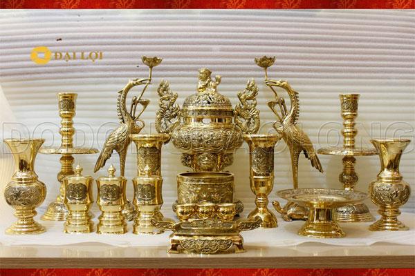 Đồ thờ cúng Đài Loan