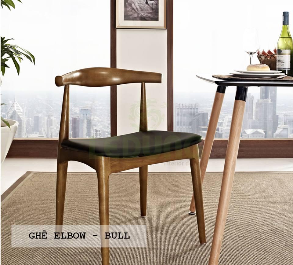 Mẫu 15 ghế ELBOW - BULL