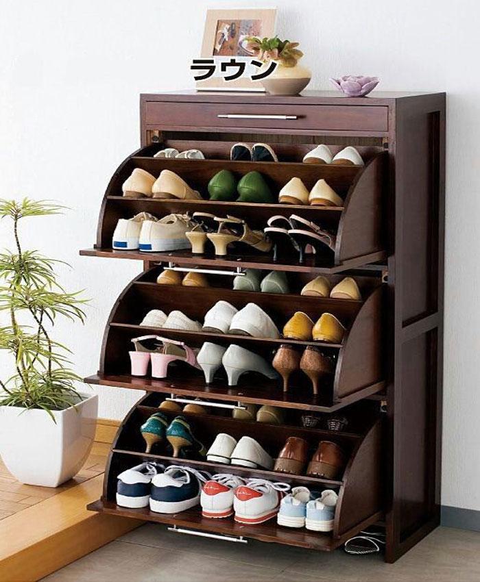 Tủ giày dép thông minh