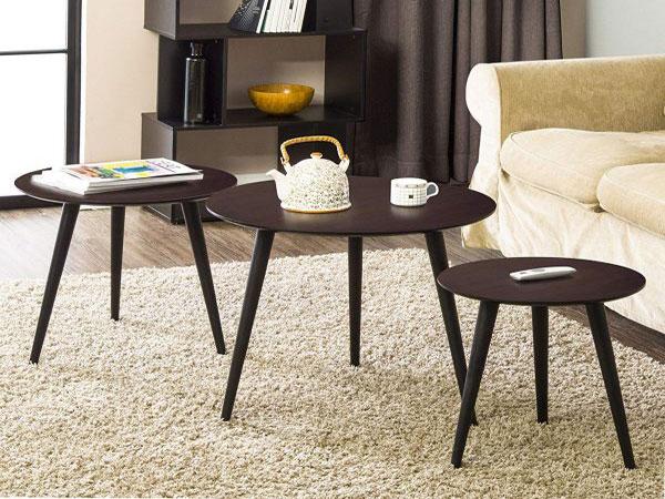 Bàn sofa gỗ 3 bàn nhỏ