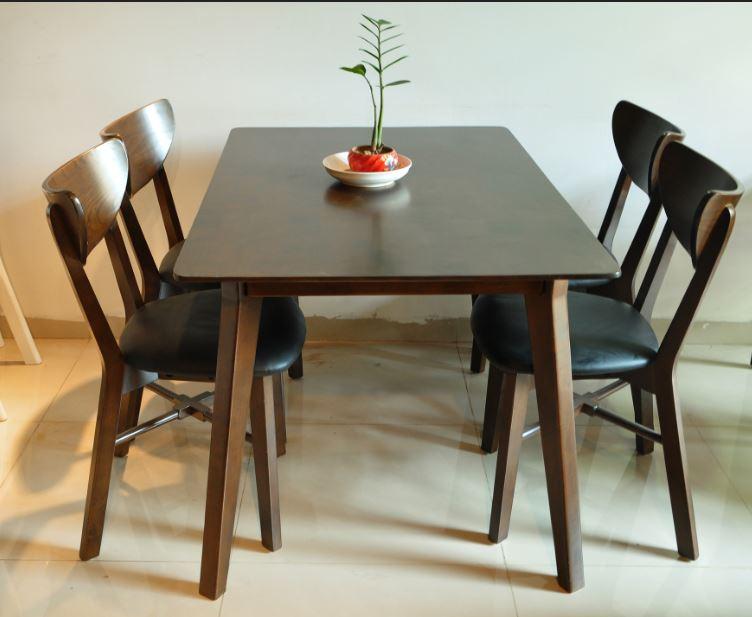 Bộ bàn ghế ăn cao cấp Milano