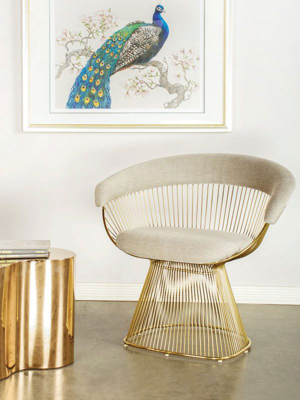 ghế điêu khắc sofa inox tuyệt đẹp