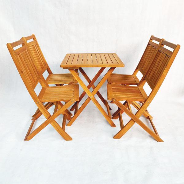 Kết hợp với bàn gỗ tràm dùng cho quán cafe, trà chanh, làm bàn ghế ban công...