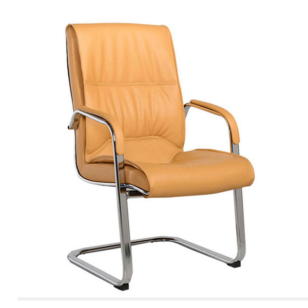 Đệm ngồi làm bằng da PU bọc mút xốp foam êm ái, độ đàn hồi cao giúp cơ đùi thư giãn