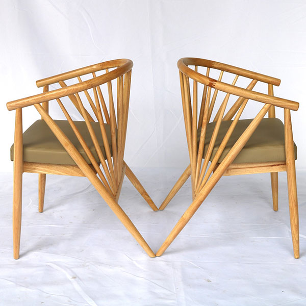 Được dùng làm ghế ăn, ghế cafe cực đẹp