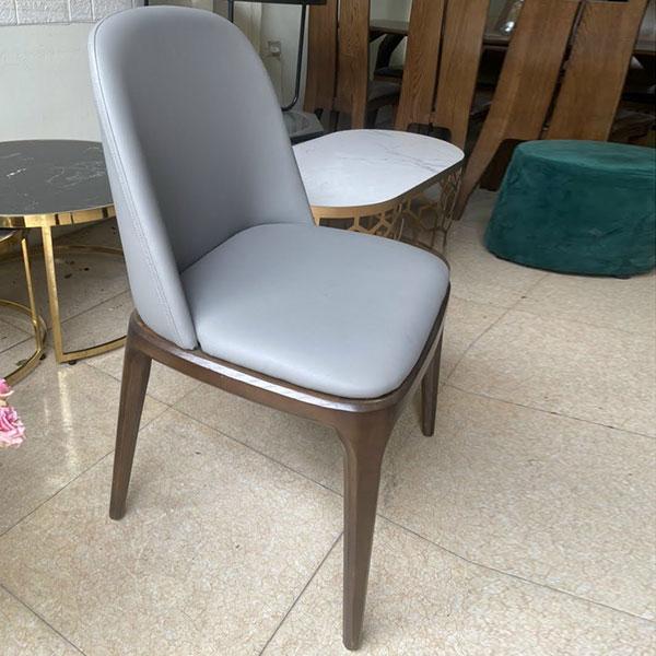 Ghế Grace được bọc từ Da CLEO cực đẹp