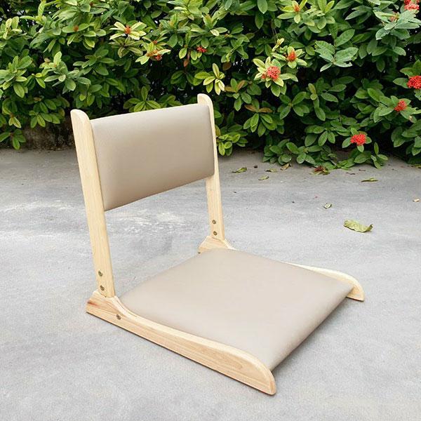 Ghế ngồi bệt được dùng khá nhiều hiện nay