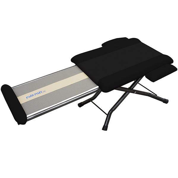 Ghế ngủ GN01 được làm từ chất liệu vải công nghiệp cao cấp chống trầy xước, không bám bụi.