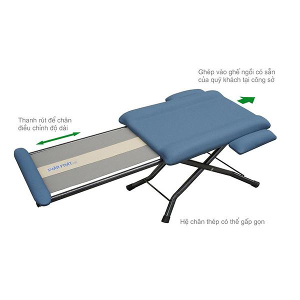 Ghế ngủ vp GN01 màu xanh đậm