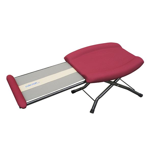 Ghế ngủ văn phòng GNB màu đỏ
