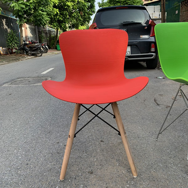 Ghế Honey màu đỏ