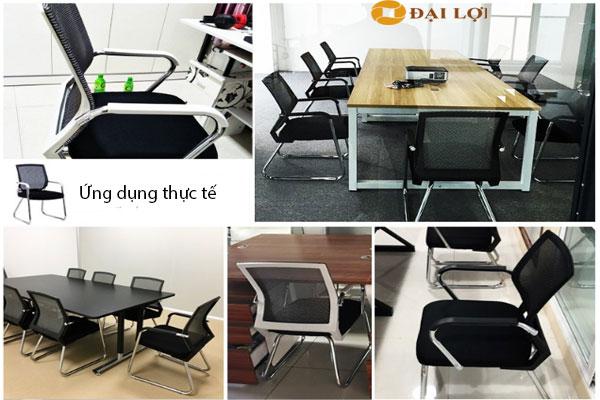 Ứng dụng thực tế của ghế AGL118Q