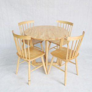 Bộ bàn ăn 4 ghế Pinnstol