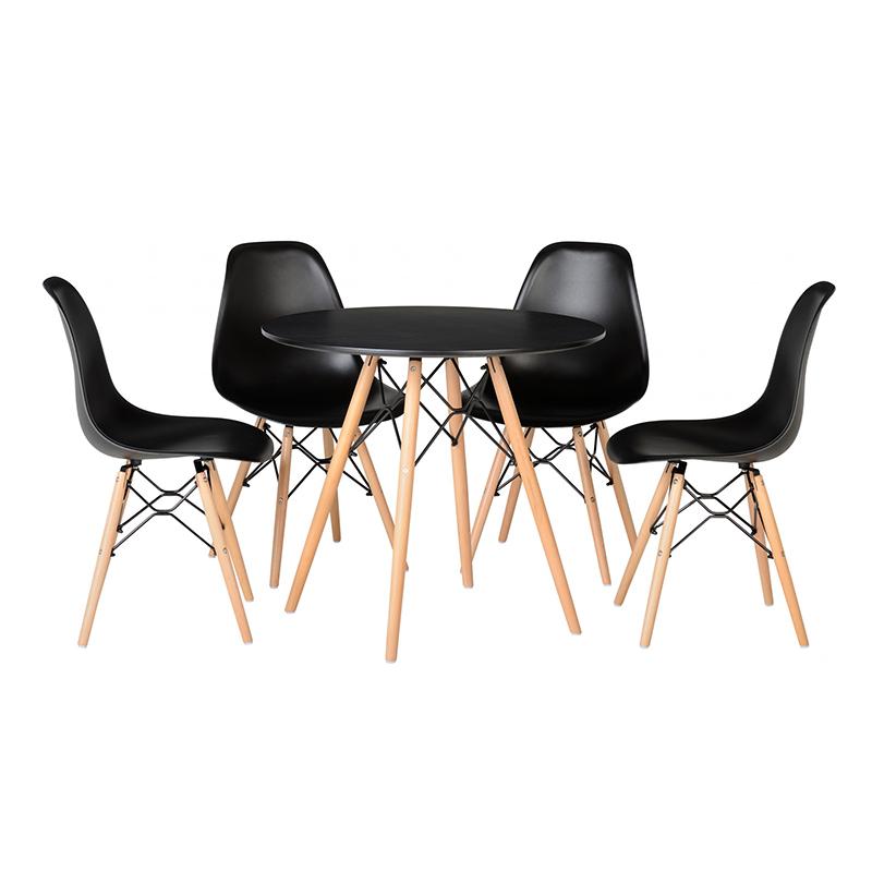 Bàn Eames được sử dụng làm bàn cafe, bàn uống nước