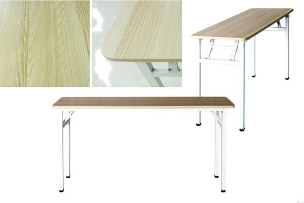 Mặt bàn có nhiều màu sắc để khách hàng lựa chọn, chân bàn cũng có nhiều loại sơn đen, trắng, ghi sữa, xanh đỏ..