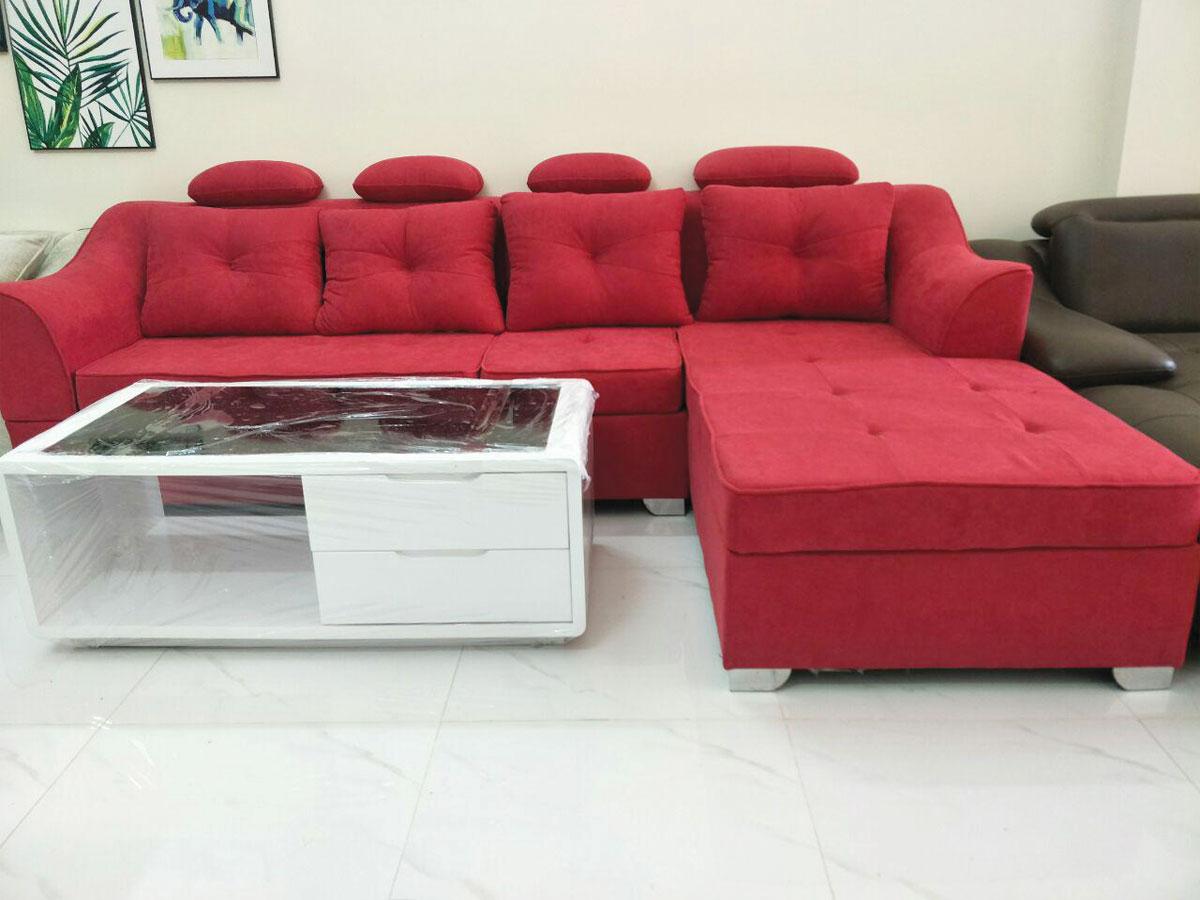 Cách chọn bàn ghế sofa phòng khách giá rẻ đẹp hợp với căn hộ