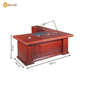 Bàn giám đốc DT1800H12