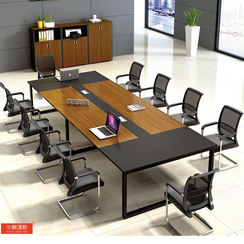 bàn họp hiện đại