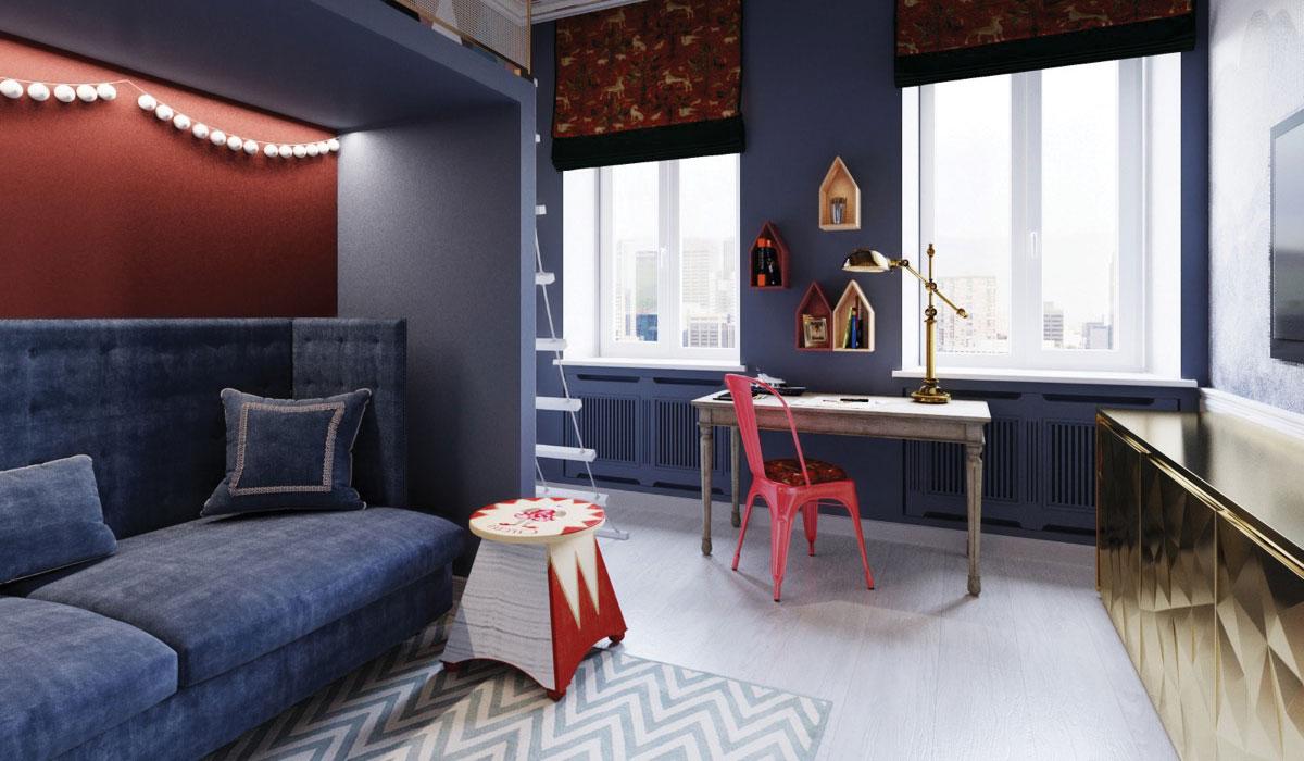 Thiết kế mẫu bàn theo phong cách tân cổ điển bằng gỗ sồi 100%