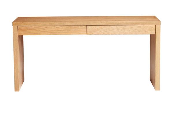 Thiết kế tổng thể của bàn làm việc gỗ tự nhiên Attila