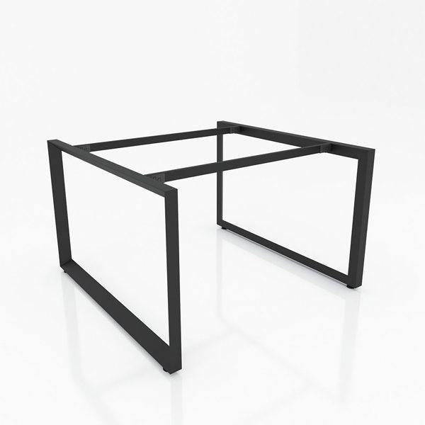 kết cấu khân sắt sơn tĩnh điện màu đen