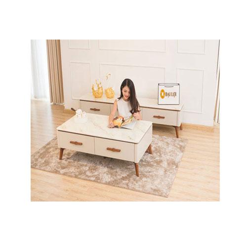 bàn sofa mặt đá