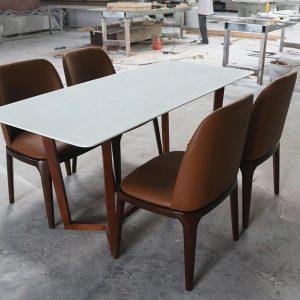Bộ bàn ăn 4 ghế DRAGON 113B