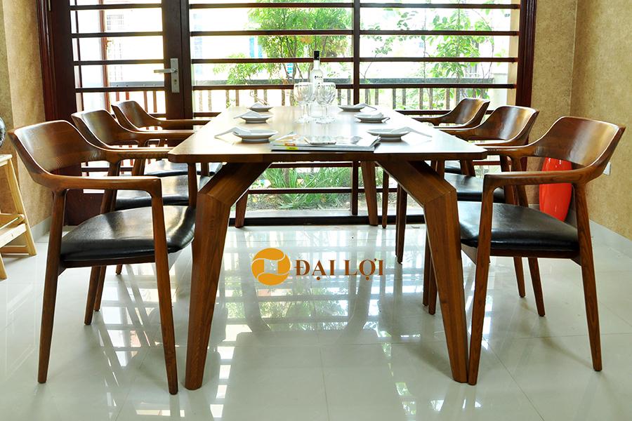 Bộ bàn ghế ăn 6 ngườiDragon 103