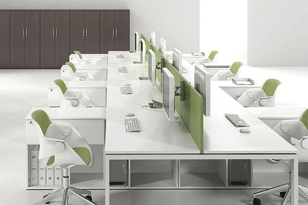 Tiêu chuẩn thiết kế văn phòng m2 theo người