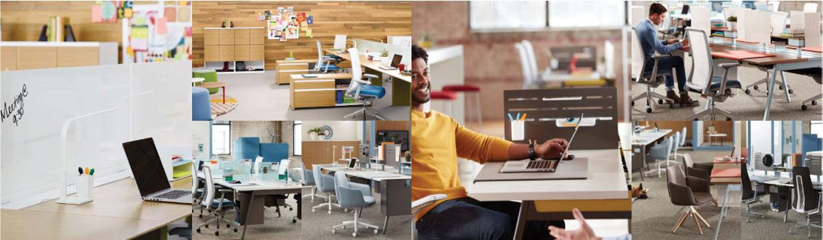 Bộ sưu tập mẫu thiết kế nội thất văn phòng hiện đại