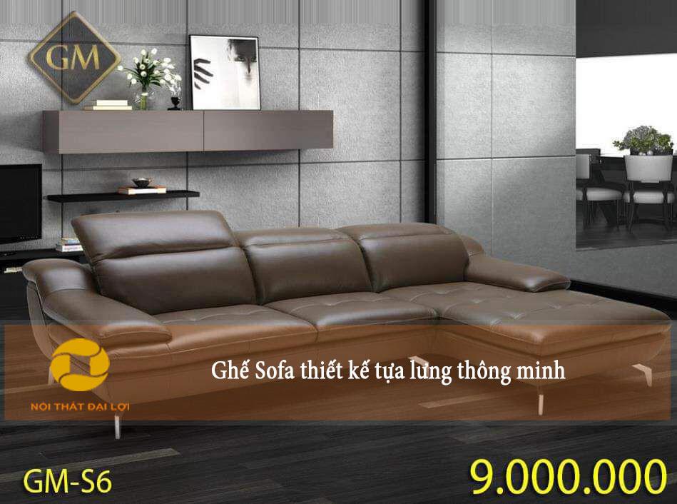 Bộ sưu tập sofa da hiện đại