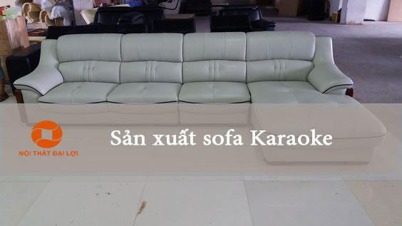 Bộ sưu tập Sofa karaoke phòng hát tuyệt đẹp
