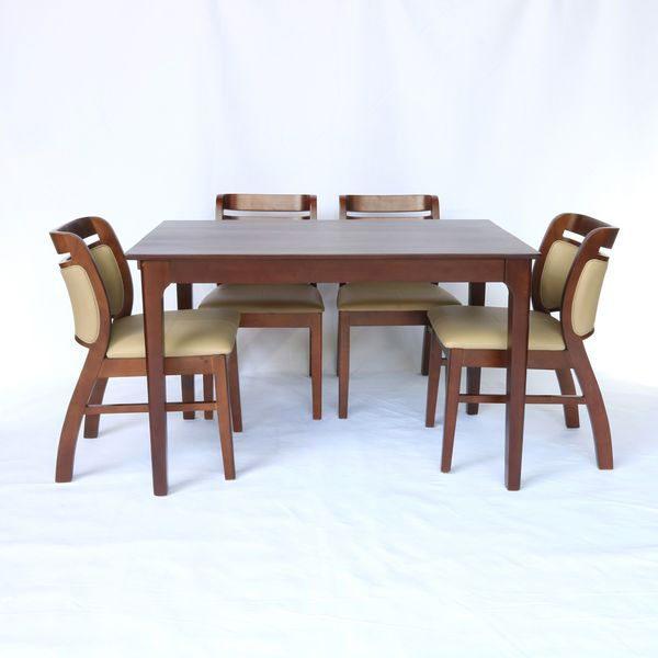 Bộ bàn ghế ăn ashley