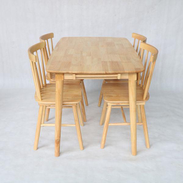 Bộ bàn ăn song tiện