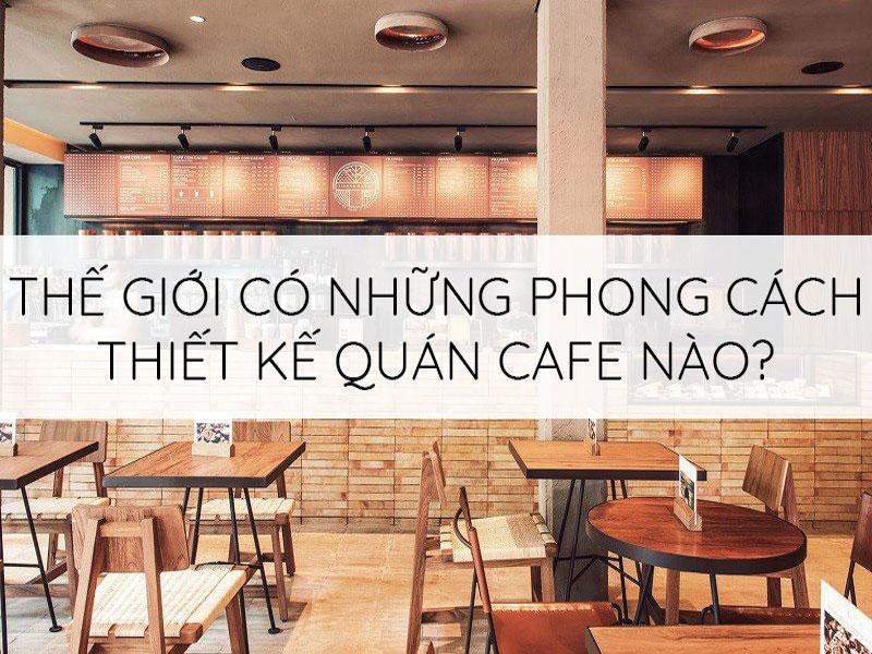 Các Phong Cách Thiết Kế Quán Cafe Bắc Âu