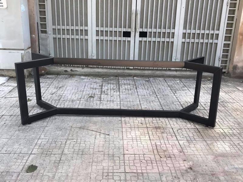 Chân bàn concorde bằng sắt