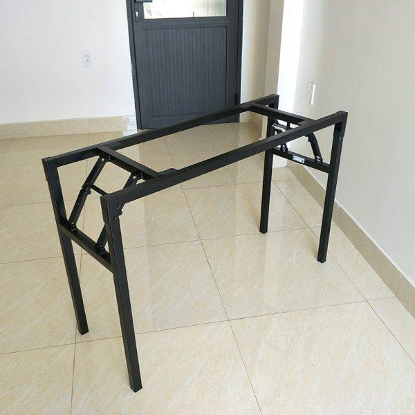 Chân bàn gấp sơn tĩnh điện