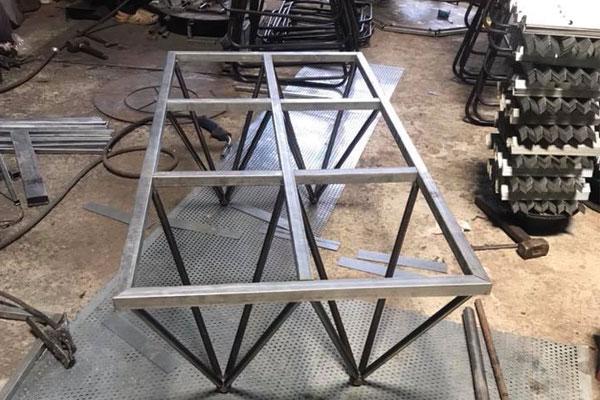 mặt bàn sofa vuông