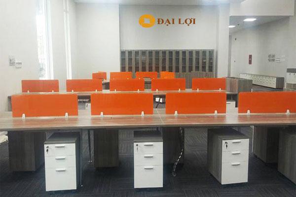 Thiết kế thi công nội thất văn phòng 30 người
