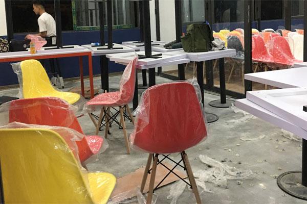 Sử dụng làm quán Cafe tại Đà Nẵng