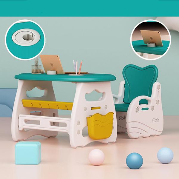 Bộ bàn ghế cho bé ngồi chơi
