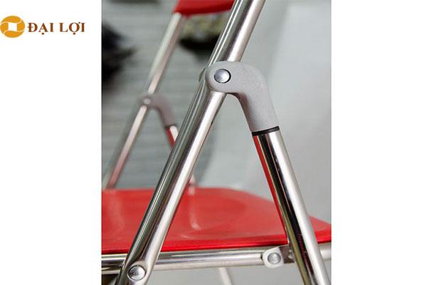 Kết cấu ghế G30I các khớp lối của ghế